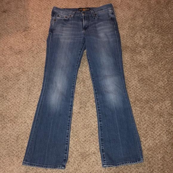 Lucky Brand Denim - Lucky Brand Leslie Sweet' N Low Jeans 2/26